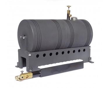 Unibody 3 inch Horizontal Boiler