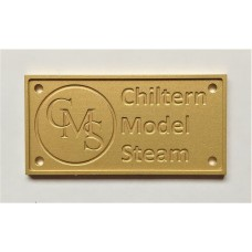 CMS Name Plate