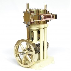 Vertical Marine Compound Twin Cylinder Engine Kit