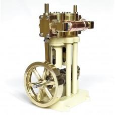 Vertical Marine Compound Twin Cylinder SHORT Engine Kit