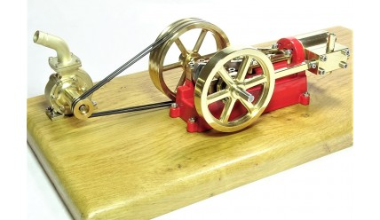 Mill Single Engine Pump Package