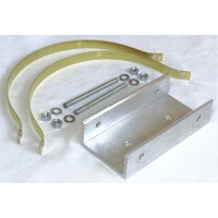 3 1/2 inch Horizontal Boiler Mounting Kit