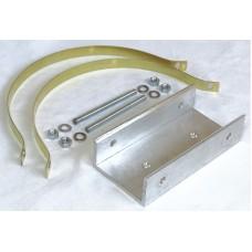 3 1/2 inch Horizontal Boiler Mounting Kit