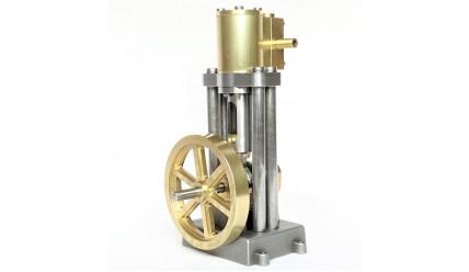 Vertical Marine Single Cylinder Engine Kit - SHORT VERSION