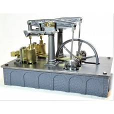Limited Edition Twin Cylinder Beam Engine Kit