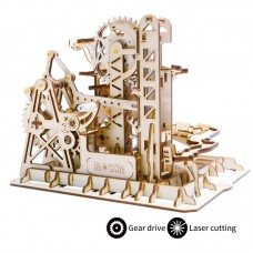 Wooden Marble Run - Marble Climber/Tower Coaster