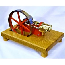 Limited Edition Horizontal Mill Single Cylinder Engine Kit