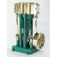 Vertical Marine Twin Cylinder Engine Kit