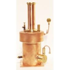 4.5 inch Vertical Boiler Complete