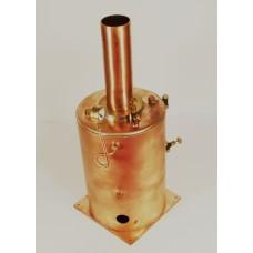 5 inch Vertical Boiler Complete