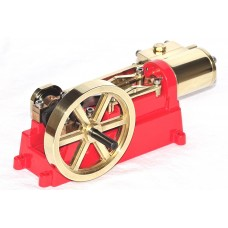 Horizontal Mill Single Cylinder Engine Kit